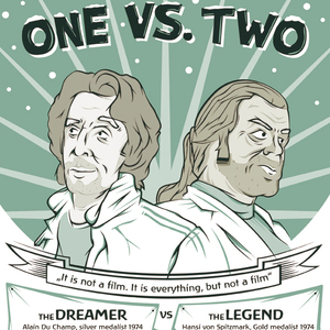 one vs two