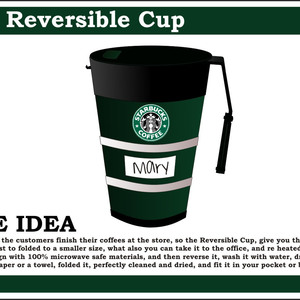 Reversible Cup