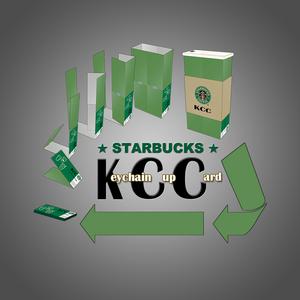 KCC (The Keychain-Cup-Card)