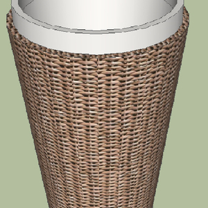 Weaved Cup