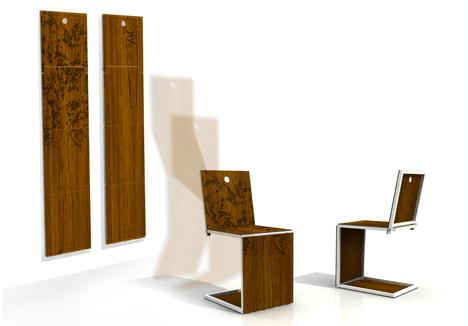 Studio dror folding chairs bigger
