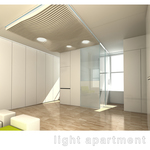 light apartment