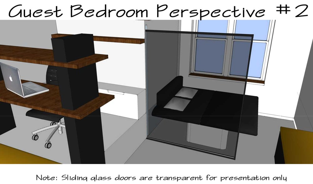 Guest bedroom 2 bigger
