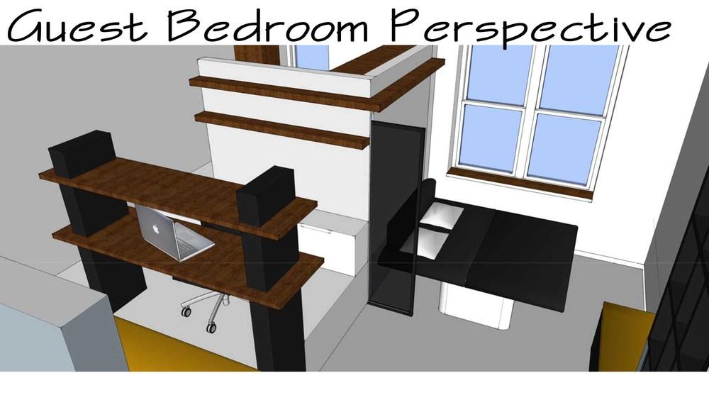 Guestbedroom bigger
