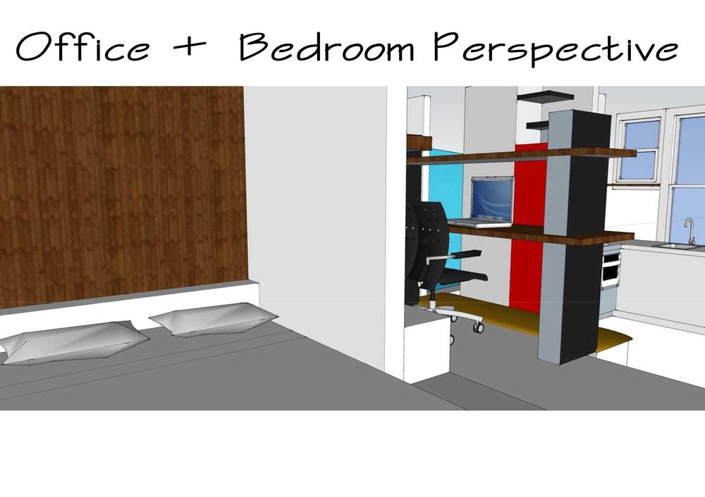 Office bedroom bigger