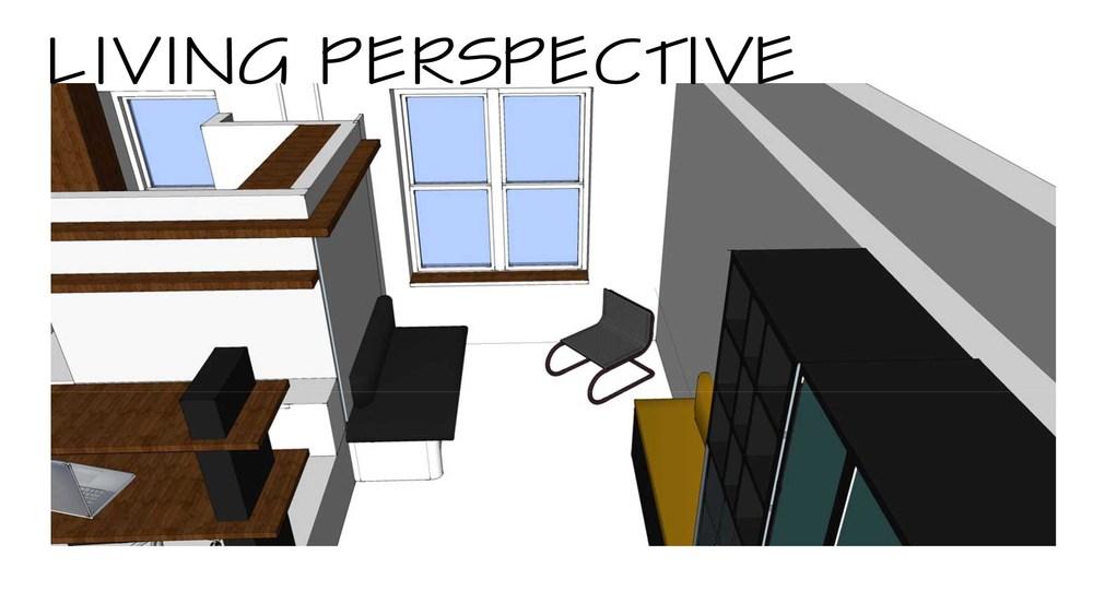 Living area bigger