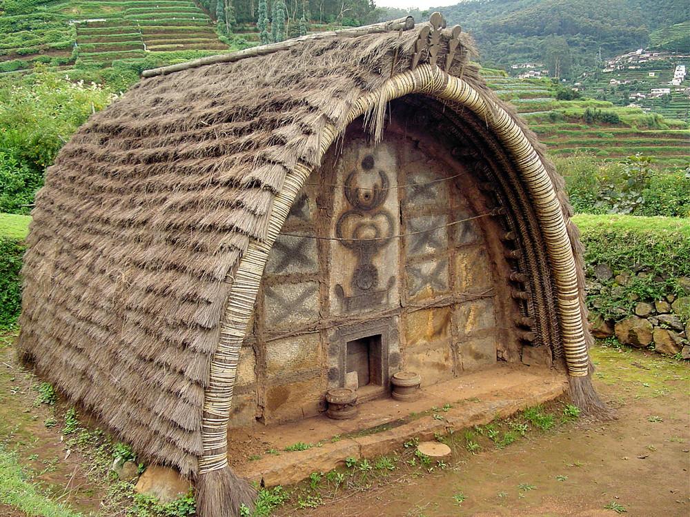 Toda hut bigger