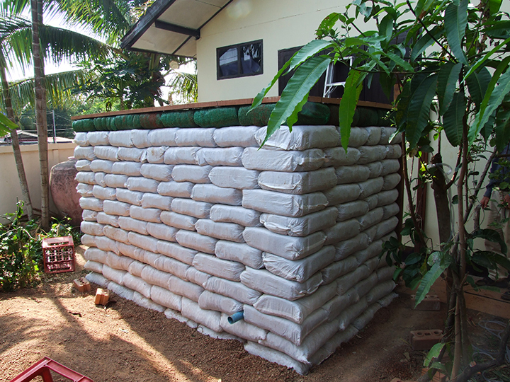 300 Earthbag House What The World Needs Now The