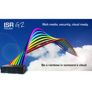 A rainbow for every cloud