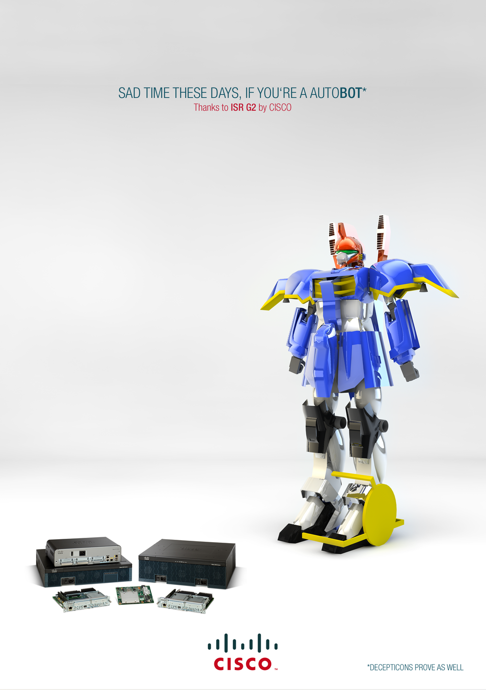 Autobot bigger