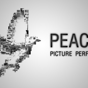 Peace. Picture Perfect