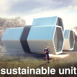 sustainable hotel units
