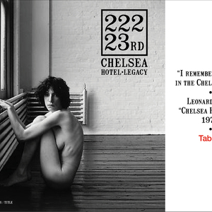 222, 23rd / Chelsea Hotel Legacy
