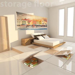 storage floor
