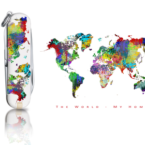 The World - My Home