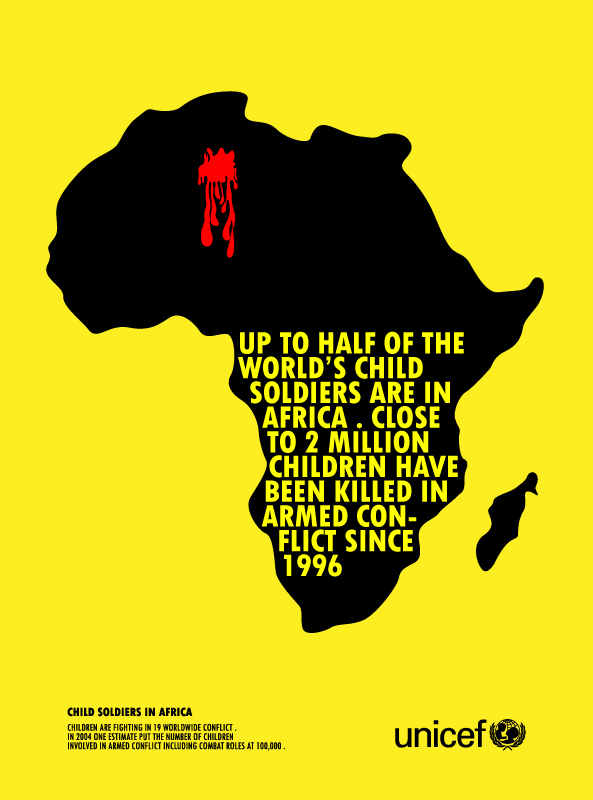 child soldiers in africa essay