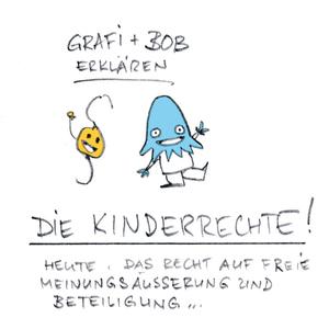 Grafi & Bob erklären die Kinderrechte!